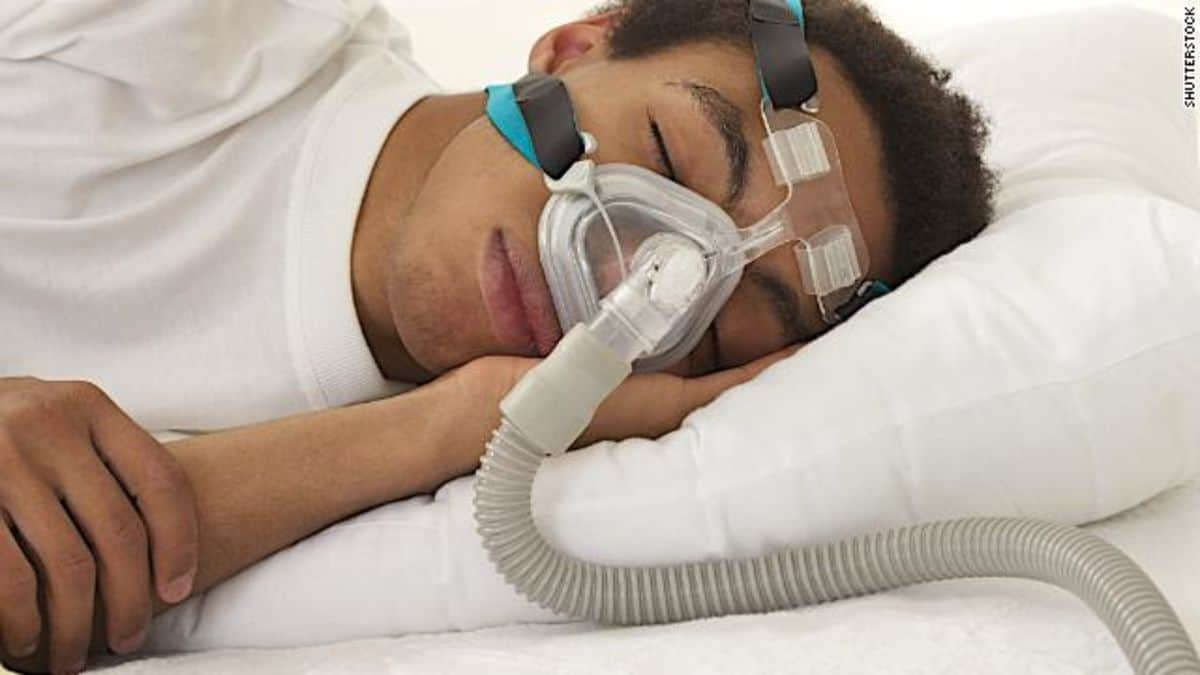 The Different Components Of CPAP Machines