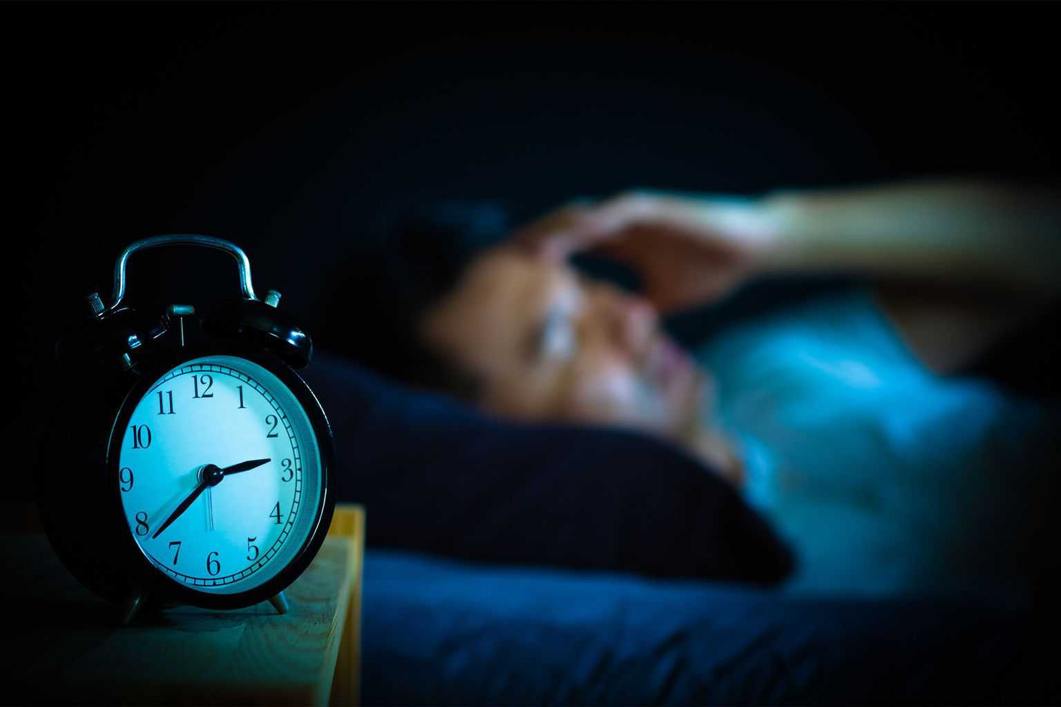 Ending Eight Years of Insomnia With Emotional Freedom Techniques