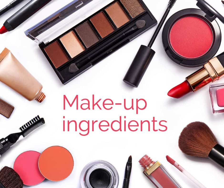 Makeup Ingredients That Are Causing You to Break Out