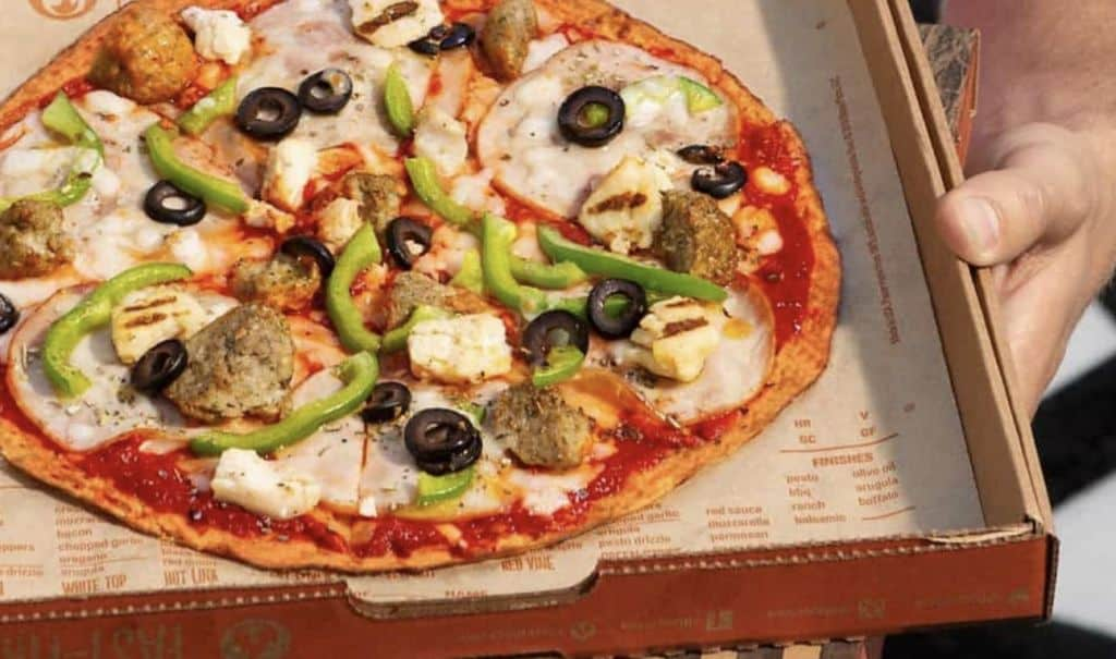 The Most Blaze Pizza Keto Crust Ingredients and Nutritious Option