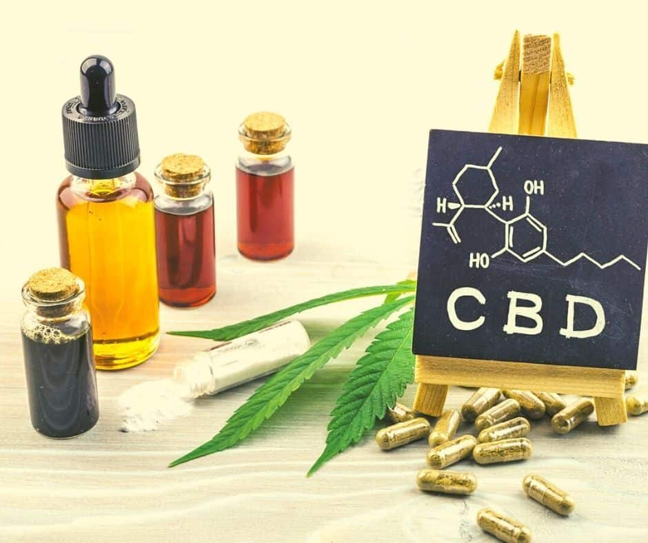 Different Kinds of CBD